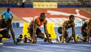 "Usain Bolt al cinema con ""I am Bolt"""
