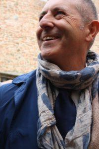 Santino Cannamela, presidente della Biennale Enogastronomica