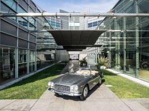 "credit Museo Nicolis, Lancia Flaminia ""Touring"" convertibile , Photo Ivano Mercanzin (4)"