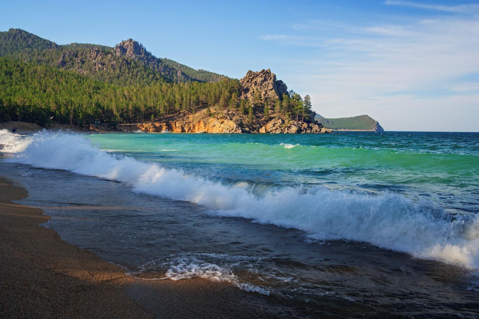 La bellezza fragile del lago di Baikal