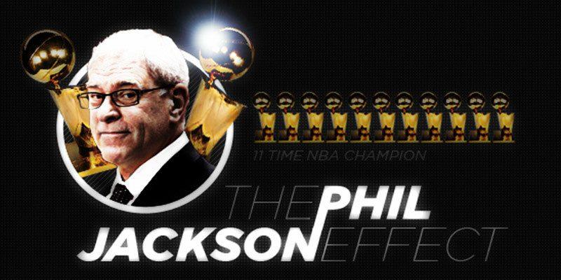 """Coach Phil Jackson alla Festa del Cinema di Roma: """"Con i film ho motivato i miei campioni"""""""