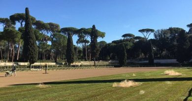 Riqualificazione del territorio: Villa Borghese torna verde