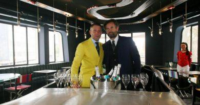 Garage Italia: a Milano il nuovo ristorante di Cracco e Lapo