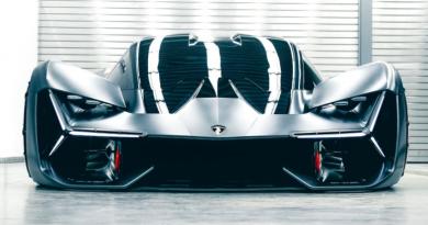 """Lamborghini: la """"Terzo Millennio"""" supercar del futuro?"""