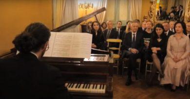 Georgia e Italia unite nella musica per festeggiare 25 anni di relazioni diplomatiche