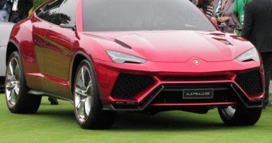 Lamborghini svela Urus, ecco il primo super Suv della casa bolognese