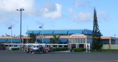 Ripristinata la torre di controllo dell'Aeroporto Clayton J. Lloyd di Anguilla