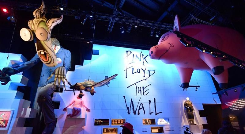 "(Gallery) Pink Floyd, la mostra ""Their mortal remains"" protagonista al MACRO di Roma"