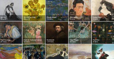 Google Art & Colture: ecco l'app che associa il tuo selfie ad un'opera d'arte