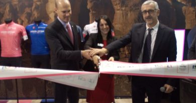 L'Ufficio Nazionale israeliano del turismo al fianco del Giro d'Italia