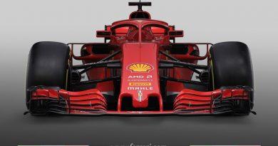Formula 1, presentata la nuova Ferrari SF71H