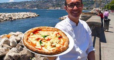 Le pizze di Sorbillo e Callegari arrivano a Roma