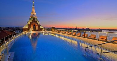 L'hotel Molino Stuky candidato ai World Travel Awards