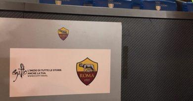 """Concorso """"Vinci l'Egitto"""" in collaborazione con AS Roma"""