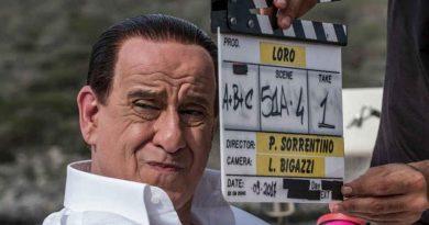 """""""Loro"""", esce il nuovo film di Sorrentino su Berlusconi"""