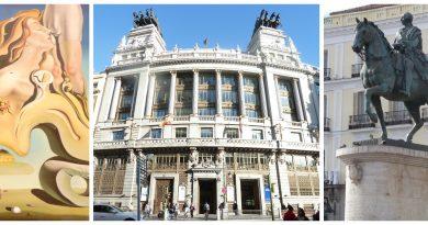 5 buoni motivi per visitare Madrid