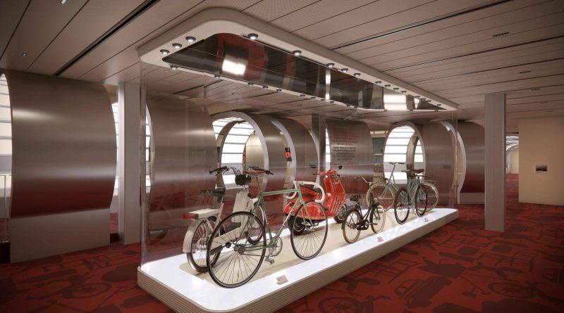 Costa Crociere ospiterà il museo del design italiano nella nuova ammiraglia