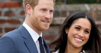 Harry e Meghan scelgono confetti italiani per il loro Royal Wedding