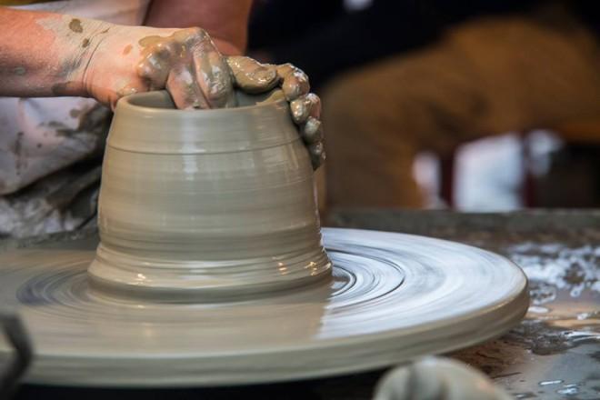Ceramica Tiffany Civita Castellana.Buongiorno Ceramica Al Via L Edizione 2018 In 40 Citta Italiane