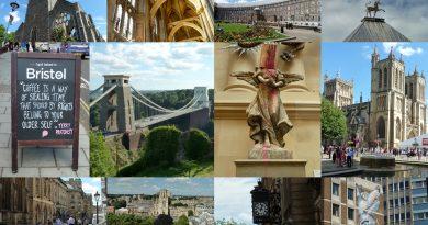 Bristol, tesoro nascosto dell'Inghilterra