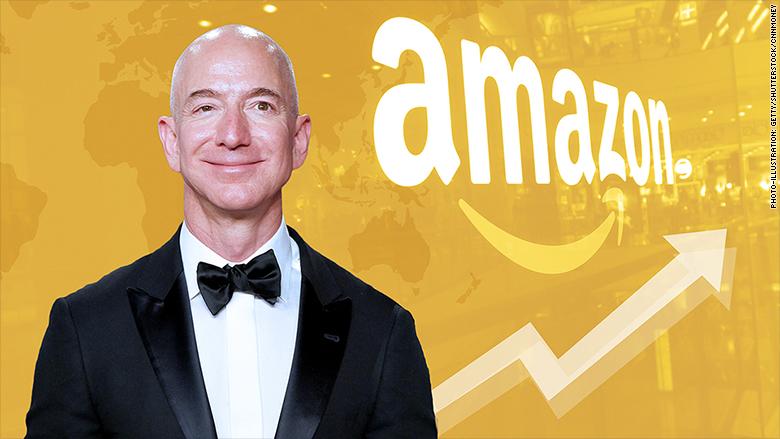 Forbes: Jeff Bezos è l'uomo più ricco degli ultimi 40 anni