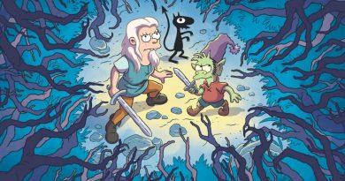 Con Matt Groening il Disincanto è tutto da ridere
