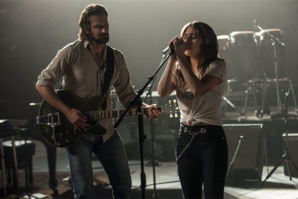 """A star is born"": al cinema il film di Bradley Cooper con Lady Gaga"