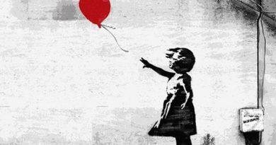 Banksy, quando la protesta si fa arte