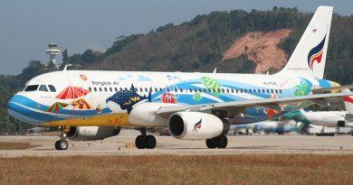 Bangkok Airways dà il benvento al suo ultimo ATR 72-600