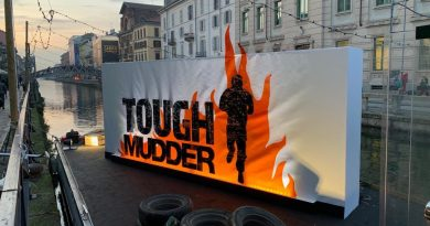 Tough Mudder arriva per la prima volta in Italia