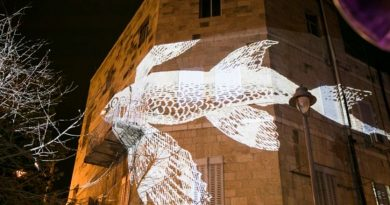 Shaon Horef, il festival della cultura di Gerusalemme anima febbraio