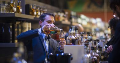 Ottava edizione del Roma Whisky Festival