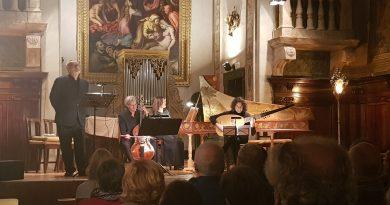 Il canto di Roma – Un percorso nella musica romana dal Medioevo ai nostri giorni
