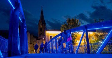Per la Giornata Mondiale della Luce a Bressanone a lume di candela