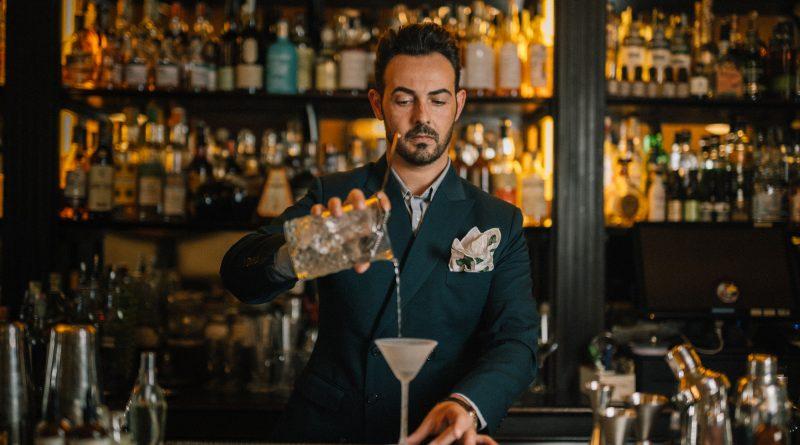 Al Ristorante Baccano di Roma la drink list cocktail di Mario Farulla