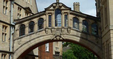 C'era una volta Oxford, quando la realtà supera la finzione