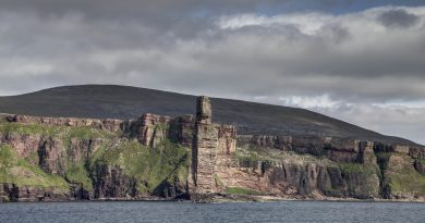 """Attraverso le """"alte terre"""" della Scozia"""