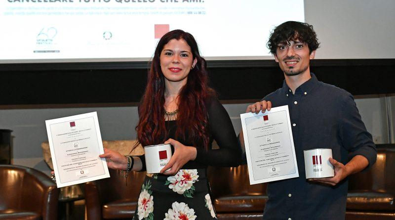Due studenti Uniurb premiati al Festival di Spoleto