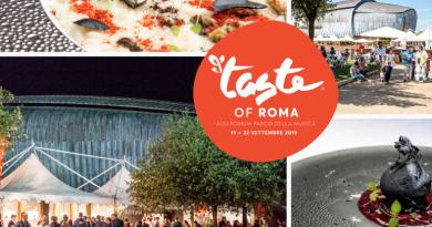 Taste of Roma: nella capitale in scena il Festival del Gusto