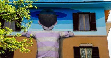 Tor Marancia: un ascensore e un'app tra le opere della street-art