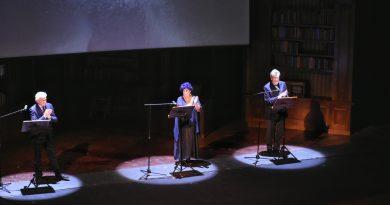 Le poesie di Emmanuele Emanuele al Teatro Quirino di Roma