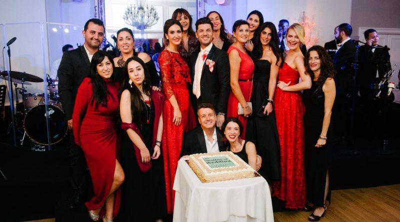 Grande successo del corso The Destiny of Wedding
