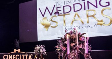 "Trionfo per Daniela Corti a Cinecittà World. ""The Italian Wedding Stars"" conquista la Capitale"