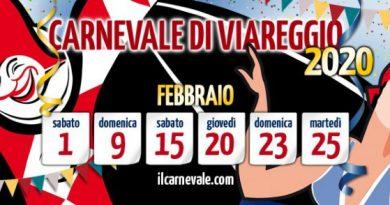 Viareggio si maschera di ironia per la festa più attesa dell'anno