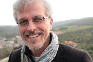 Leonardo Romanelli, critico enogastonomico e direttore artistico della Biennale enogastronomica