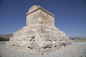 01 - Pasargade - Tomba di Ciro il Grande