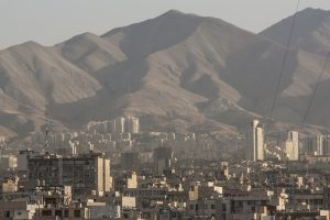 34 - Teheran - panorama