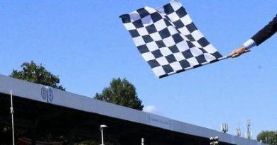 2018: bandiera a scacchi