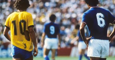 Italia-Brasile 3-2: la partita che non conoscete – L'intervista a Piero Trellini