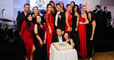 Grande successo del corso The Destiny of Wedding
